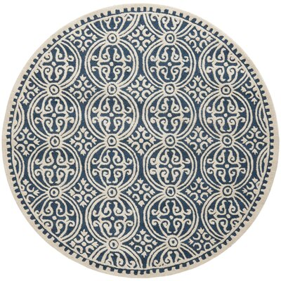 Round Wool Area Rugs You Ll Love In 2019 Wayfair