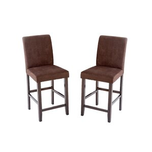 Lofts Bar Stool (Set of 2) by Imagio Home by Intercon