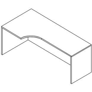Curved Corner Desk Desk Com Jira Integration