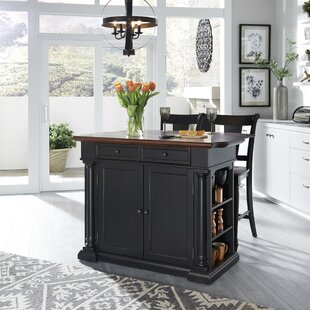 Kamryn Kitchen Island Set