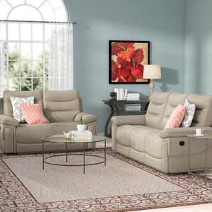 Chapin 2 Piece Living Room Set by Andover Mills