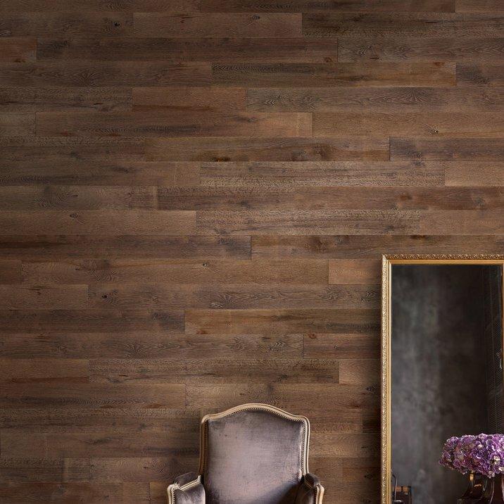 "Wallplanks 5"" Engineered Wood Wall Paneling In Normandy"