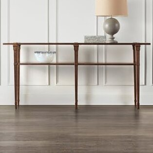 Good Skinny Console Table