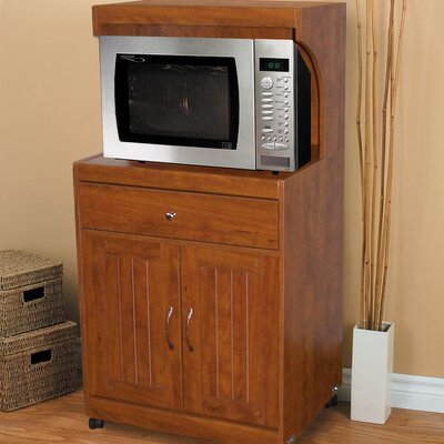 Microwave Carts & Stands You'll Love | Wayfair.ca
