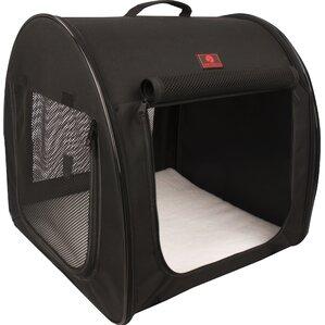 Single Fabric Portable Yard Kennel