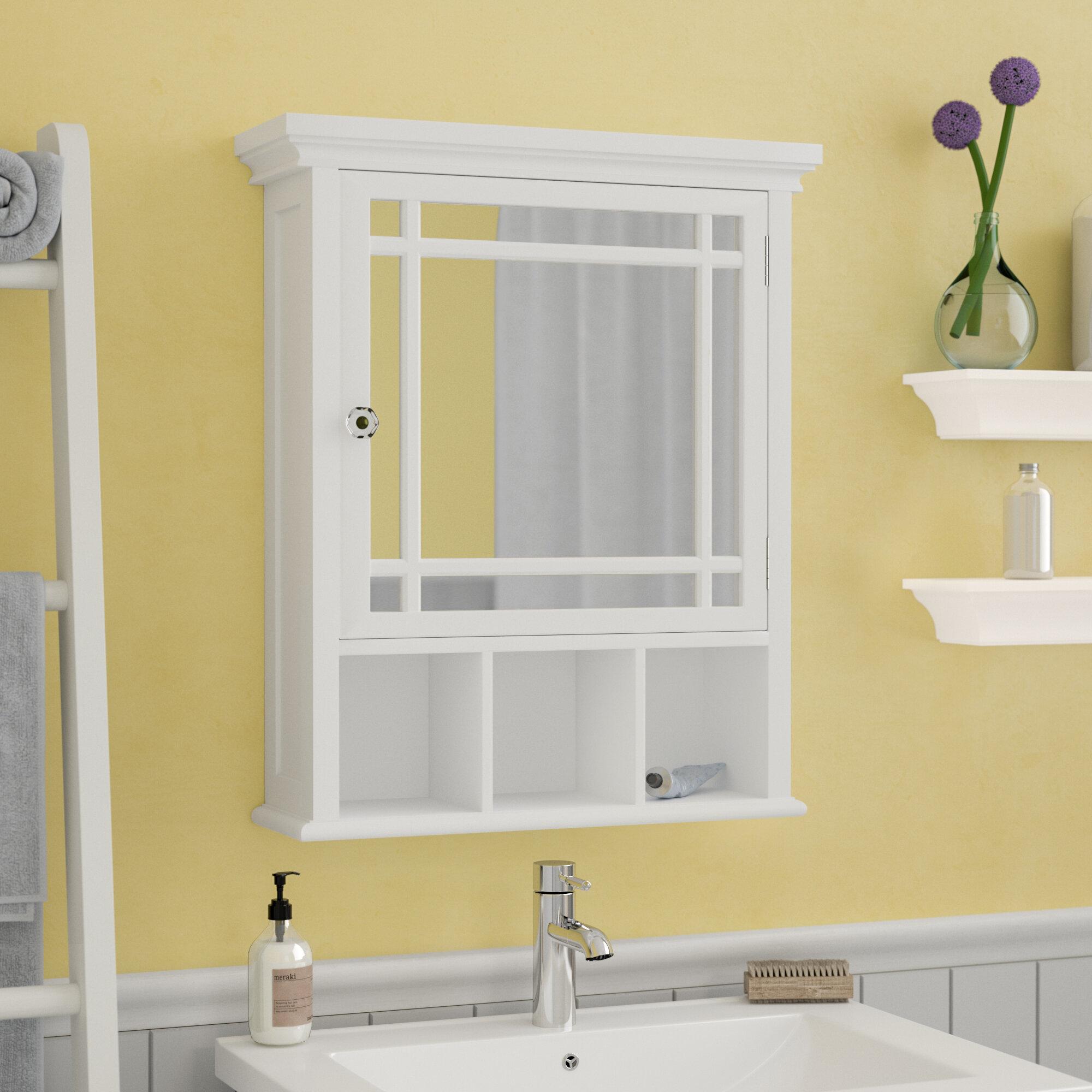 Surprising Taryn 20 X 24 Surface Mount Framed Medicine Cabinet With 1 Adjustable Shelf Download Free Architecture Designs Licukmadebymaigaardcom