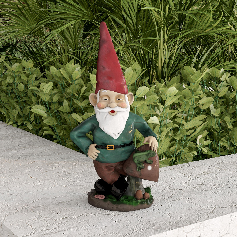 Lamar Garden Gnome Statue