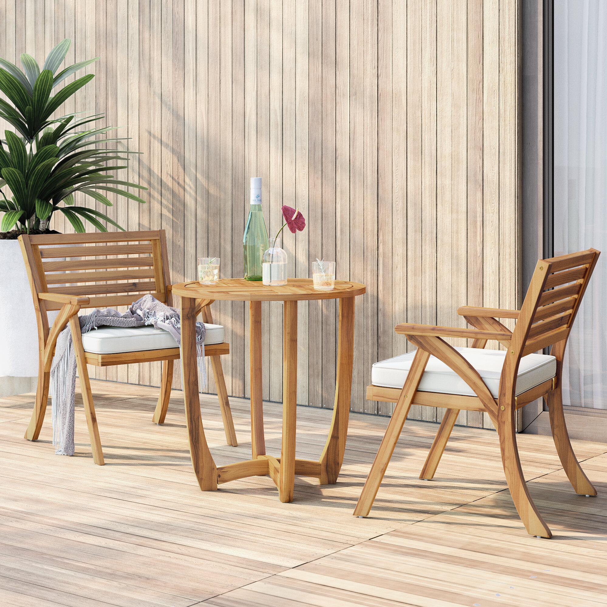 Outdoor Teak Furniture In America Youtube