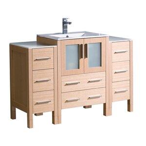 Torino 48″ Single Bathroom Vanity Set