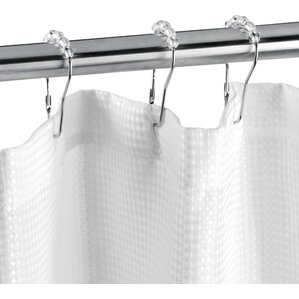 Shower Curtain Hooks Youll Love Wayfair