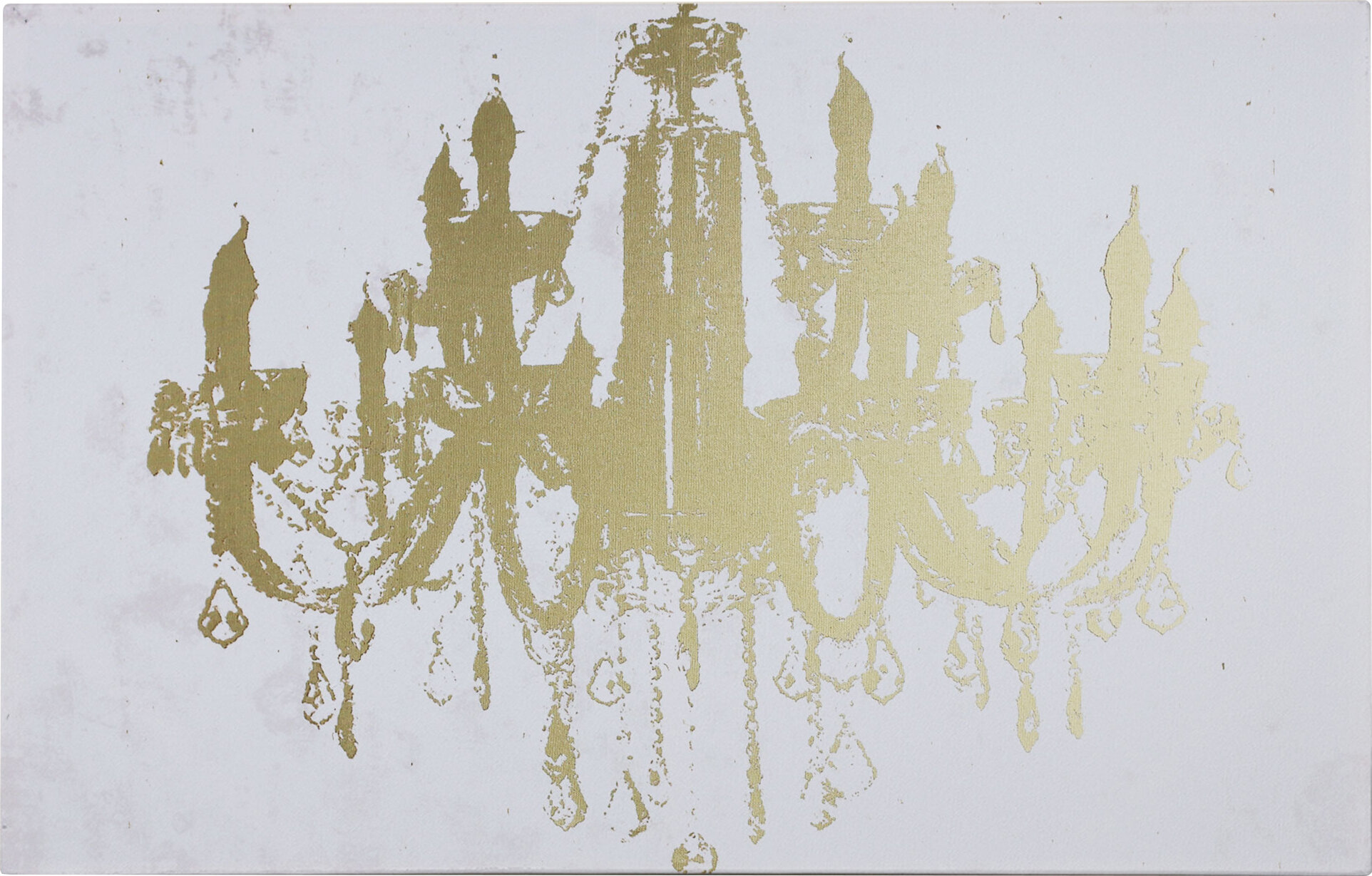 i for white a canvas black large bedroom painted it chandelier on and pin art the