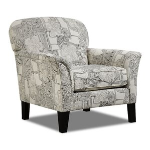 Baxley Armchair by Simmons Upholstery by Andover Mills