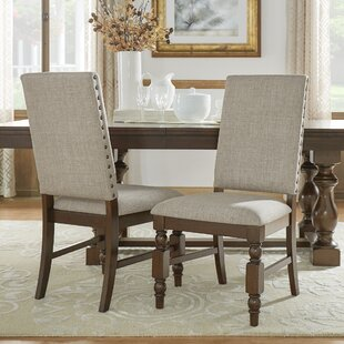 Dublin Upholstered Dining Chair (Set of 2)