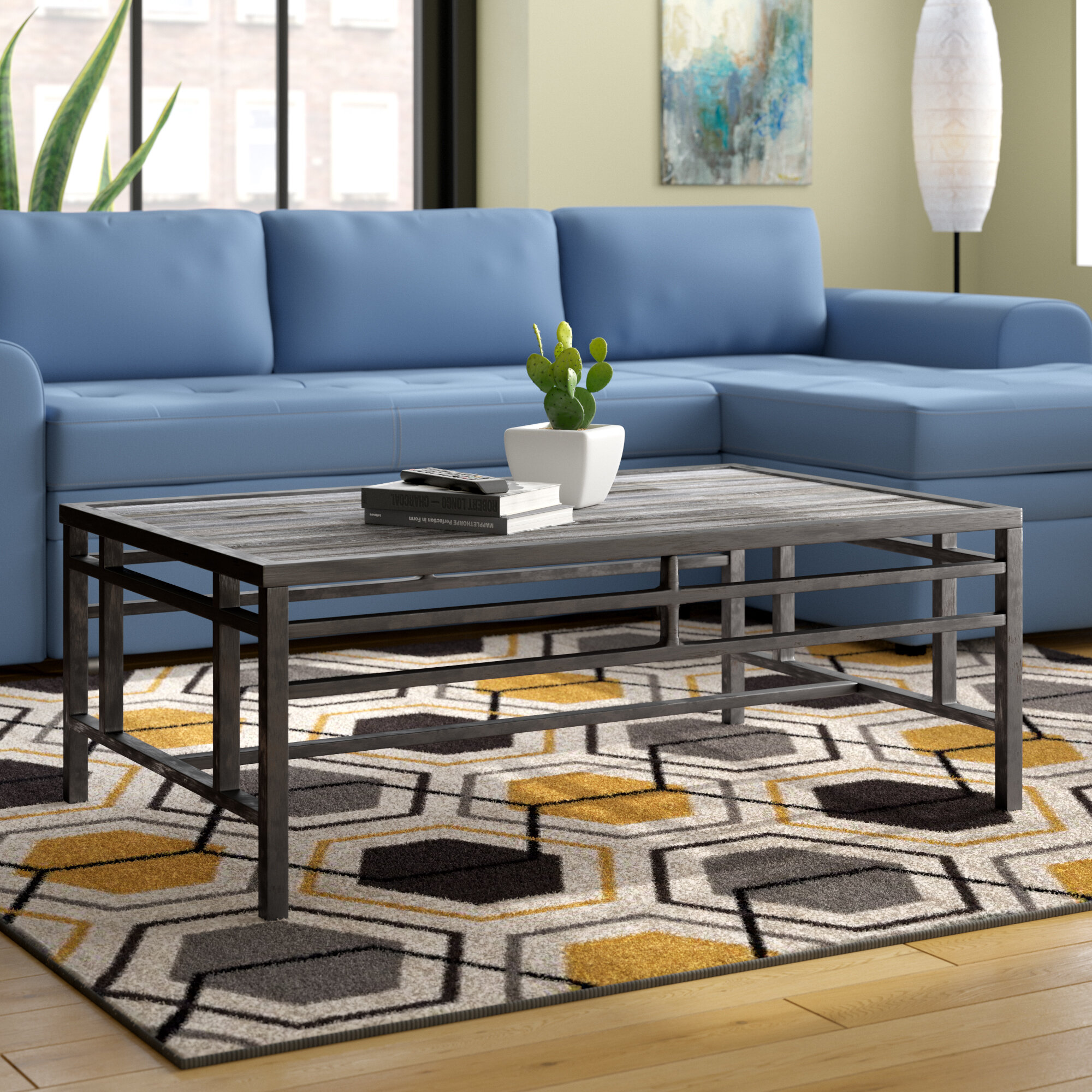 Ivy Bronx Erie Coffee Table & Reviews | Wayfair