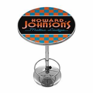 Howard Johnson 42 Pub Table