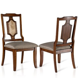 Odalys Upholstered Dining Chair (Set of 2)