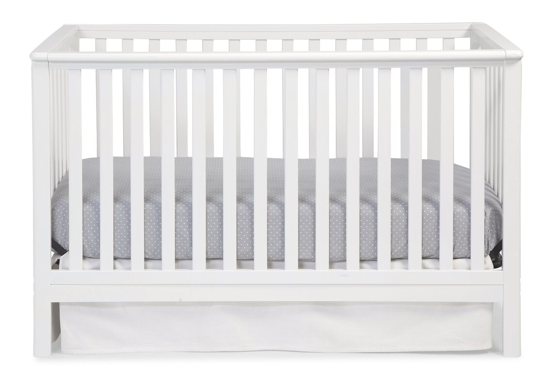 Hillcrest 3-in-1 Convertible Crib
