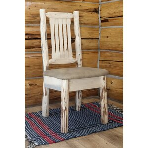 Abordale Natural Side Chair by Loon Peak
