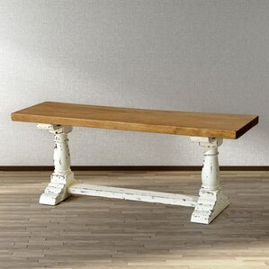 Trestle Bench by Casual Elements