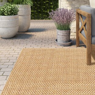 Orris Sand Indoor Outdoor Area Rug