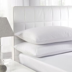Duck Feather Standard Pillow (Set of 2) by Linen Depot Direct
