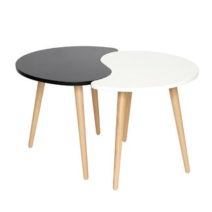 Yin Yang Coffee Table | Wayfair