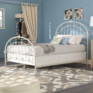 Wrought Iron Beds You Ll Love Wayfair