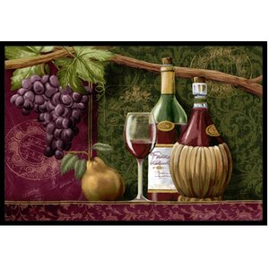 Wine Chateau Roma Doormat