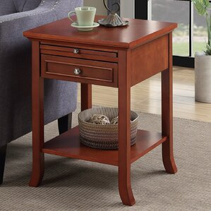 Winston Porter Lucile End Table
