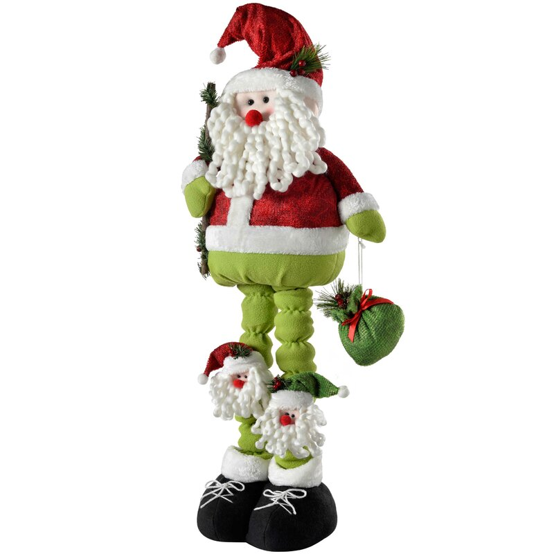 Santa Claus Decorations Uk: The Seasonal Aisle Free Standing Father Christmas Santa
