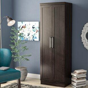 Small Armoire With Shelves | Wayfair