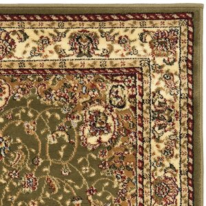 Richborough Sage/Ivory Area Rug