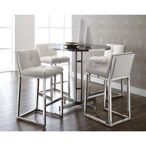 Alba Counter Height Pub Table Set by Sunp..