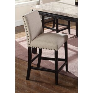 Counter Height Side Chair (Set of 2) by BestMasterFurniture