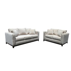 Hillcrest 2 Piece Living Room Set by Gardena..