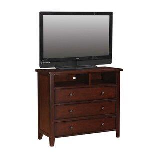 Attractive Blackwell 3 Drawer Media Dresser