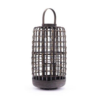 Bamboo Lantern Coaster Nj-08810-2516