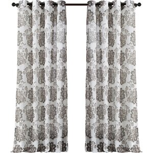 Carone Single Curtain Panel