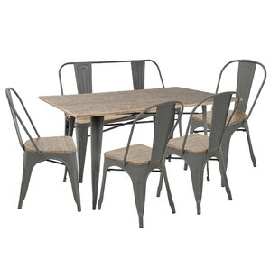 Dohosan 6 Piece Dining Set by Trent Austin Design