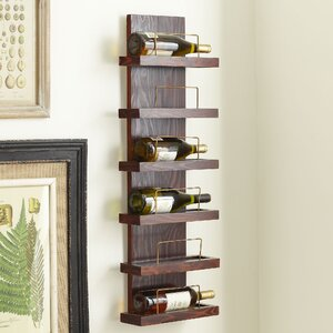 Cooperstown 6-Bottle Wine Rack