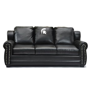 NCAA Coach Leather Sofa by Imperial