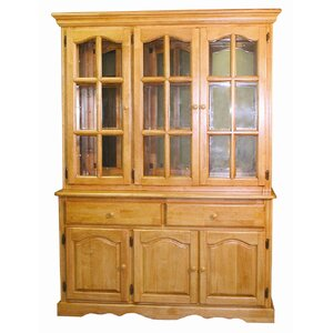 Sunset Selections Dining Lighted China Cabinet