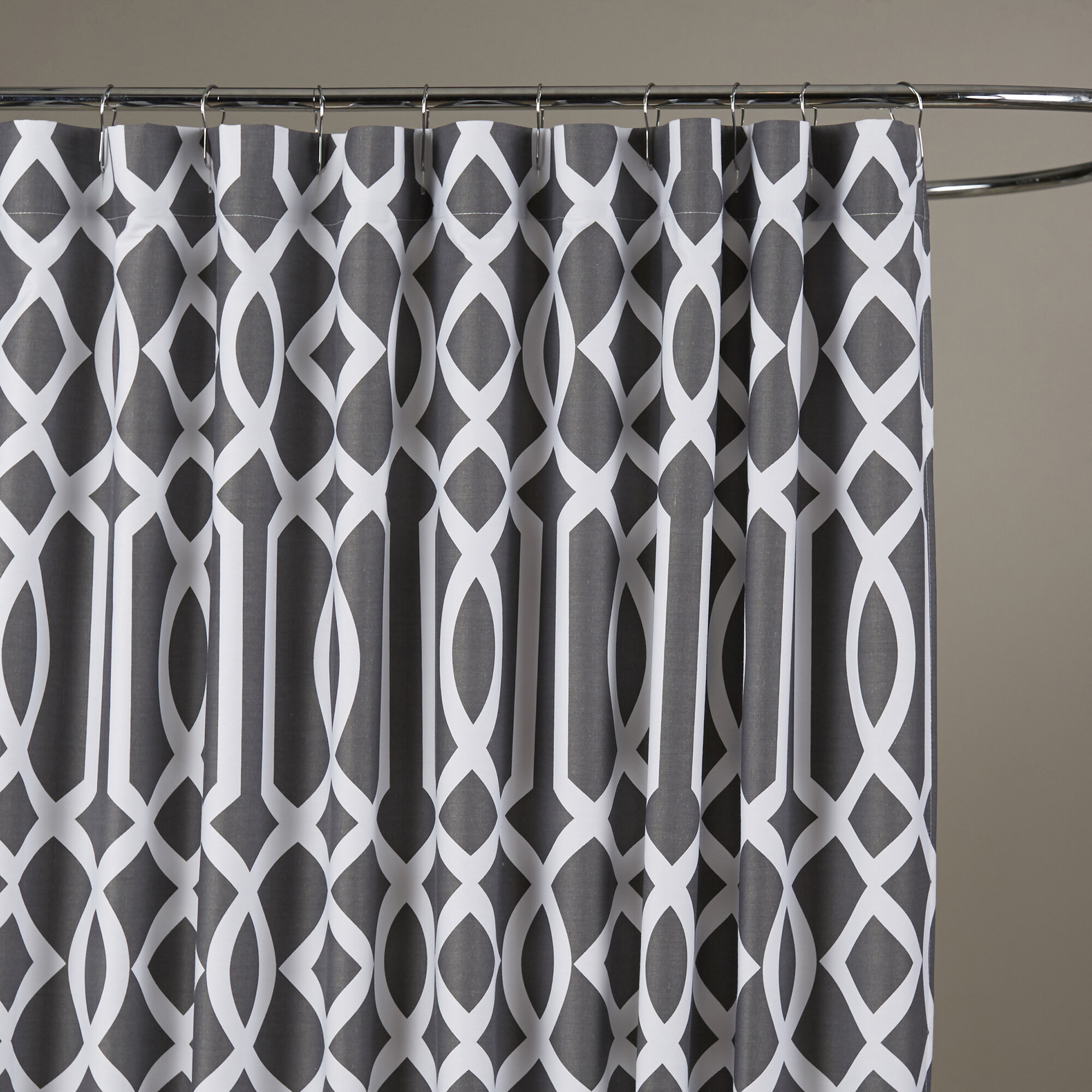 Nieve Single Shower Curtain Reviews