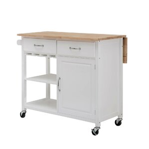 Heathcoat Kitchen Cart by Sunjoy