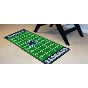 NFL - Dallas Cowboys Football Field Runner
