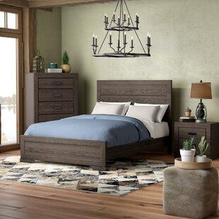 Raven Platform Configurable Bedroom Set