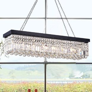 Kitchen Island Lighting Youll Love Wayfair - Rectangular kitchen island lighting