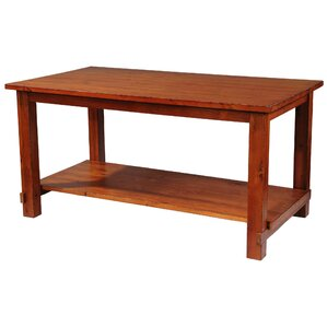 Casual Boothbay Island Dining Table by Re..
