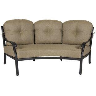 Super Crescent Shaped Outdoor Sofa | Wayfair NB58