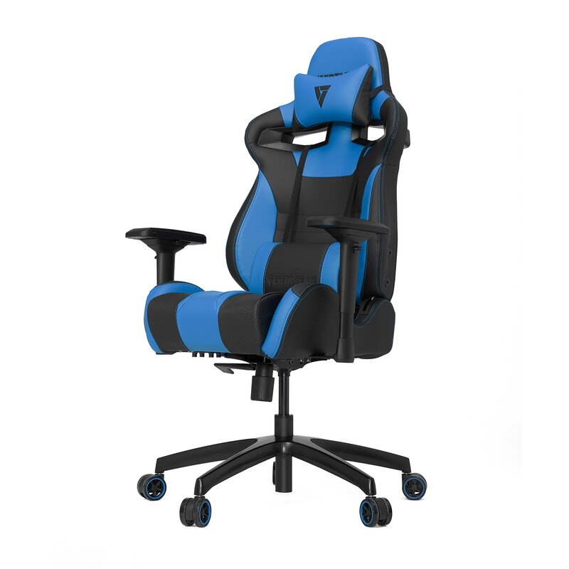 vertagear high-back gaming office chair with arms & reviews | wayfair